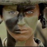 Katy Perry : Part of me, le teaser du clip guerrier !