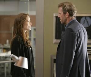 Hugh Laurie et Olivia Wilde bientôt réunis