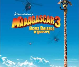 Madagascar 3, ils reviennent au cinéma le 6 juin 2012