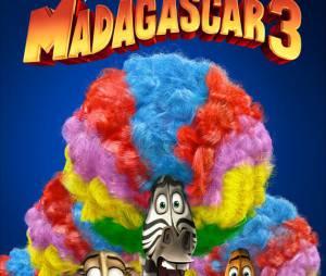 Madagascar 3, retour au cirque pour nos héros !