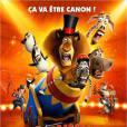 Madagascar 3, canon !