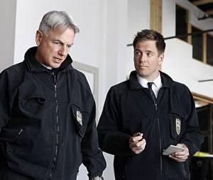 Gibbs et DiNozzo dans NCIS