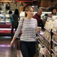 Hunger Games : Malgré le succès record, Jennifer Lawrence reste simple (PHOTOS)
