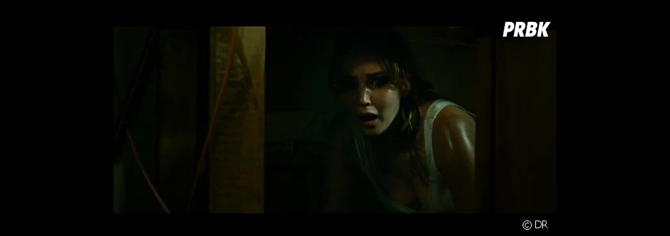 Jennifer Lawrence flippe !
