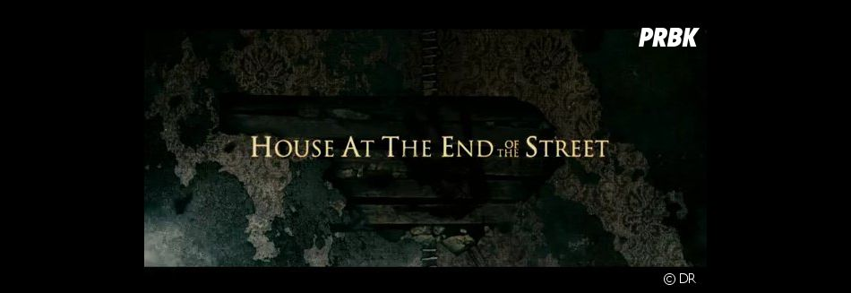 House at the end of the street : sombre et glauque