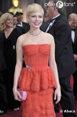 Michelle Williams était-elle déjà avec Jason Segel au moment des Oscars ?