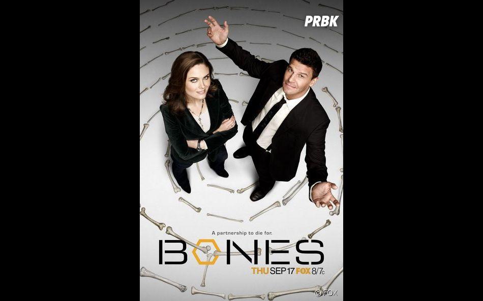 Bones, toujours un succès !