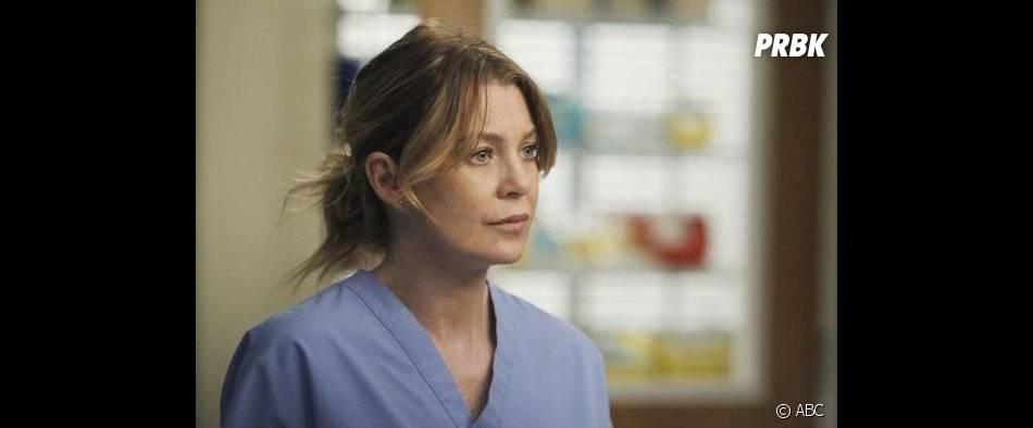 Meredith recevra bientôt une bonne nouvelle
