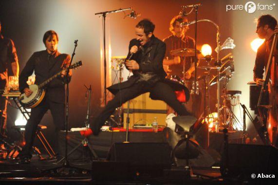 Le groupe Dionysos sera à Rock en Seine 2012