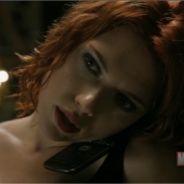 The Avengers : Scarlett Johansson so sexy en guerrière dans un nouvel extrait (VIDEO)