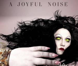 La pochette du nouvel album A Joyful Noise