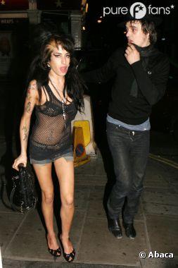 Amy Winehouse et Pete Doherty étaient très amis