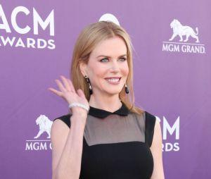 Nicole Kidman aux ACM Awards le 1er avril 2012