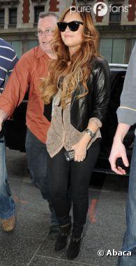 Demi Lovato ne se prend plus la tête