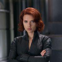 Scarlett Johansson dans The Avengers : sans culotte sous son costume !