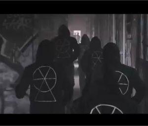 Les ninjas du nouveau clip de 1995