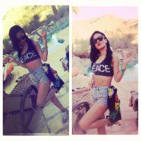 Rihanna et Katy Perry hystériques devant l'hologramme de Tupac ! #unbelievable