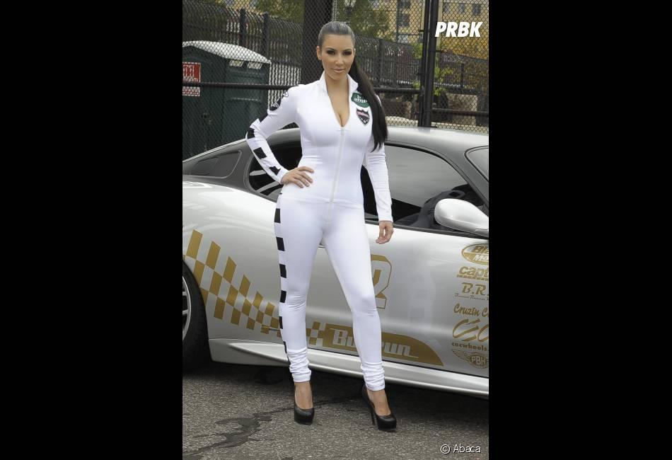 Kim Kardashian en mode bombasse