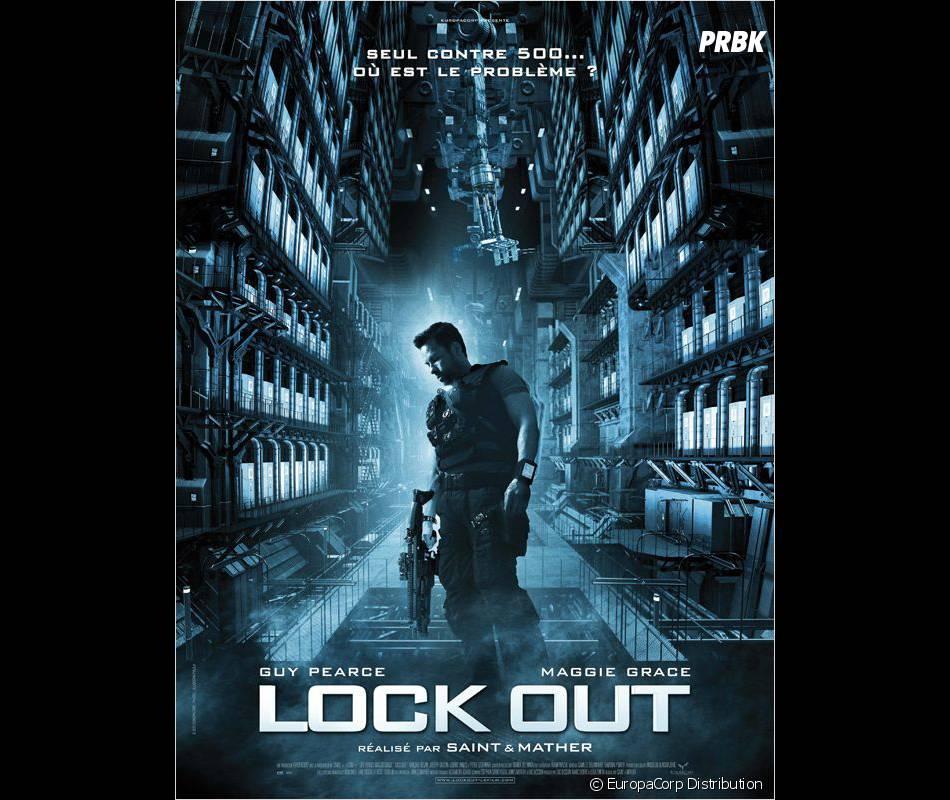 L'affiche de Lock Out