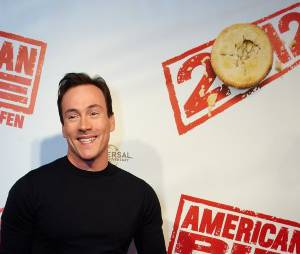 Chris Klein, joue le beau gosse Oz dans American Pie 4