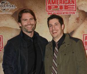 Jason Biggs et Sean William Scott, le déjanté Stifler