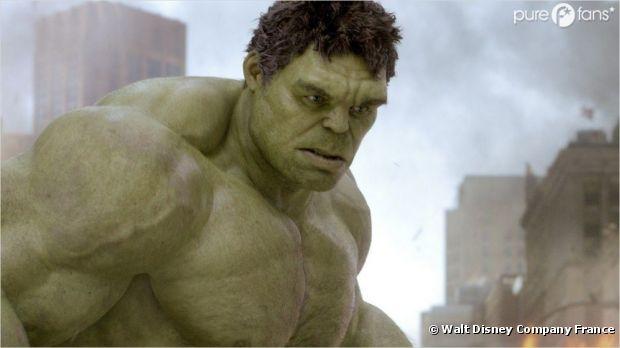 Hulk dans Avengers, un rôle pas facile pour Mark Ruffalo