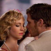 Vampire Diaries saison 3 : ambiance collée-serrée pour Klaus et Caroline (SPOILER)