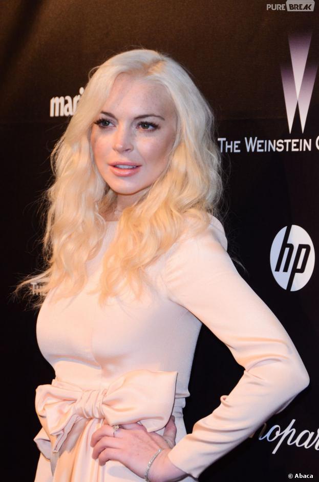 Lindsay Lohan est intenable !