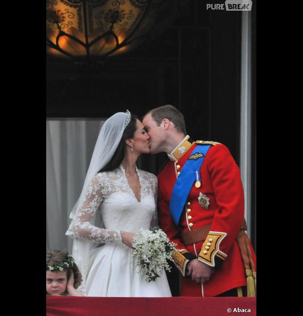Déjà un an de mariage pour Kate Middleton et le Prince William