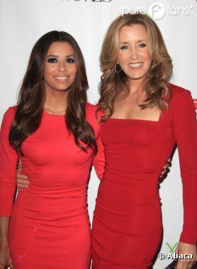 Les actrices de Desperate Housewives font la fête !