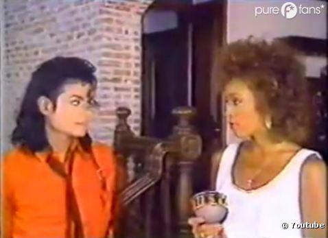 Whitney Houston et Michael Jackson réunis en public