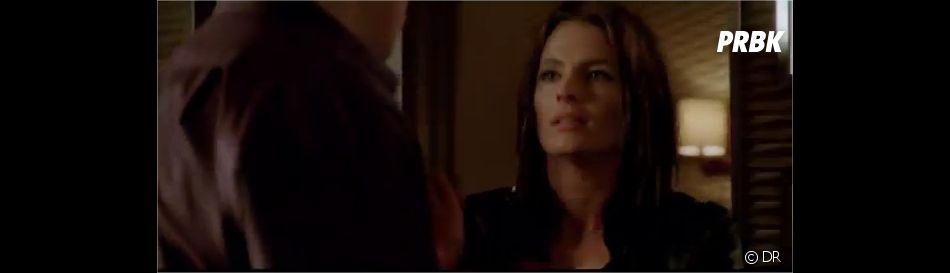 Beckett va-t-elle vraiment embrasser Castle ?