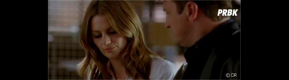 Beckett et Castle toujours plus proches