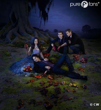 Vampire Diaries revient pour une saison 4