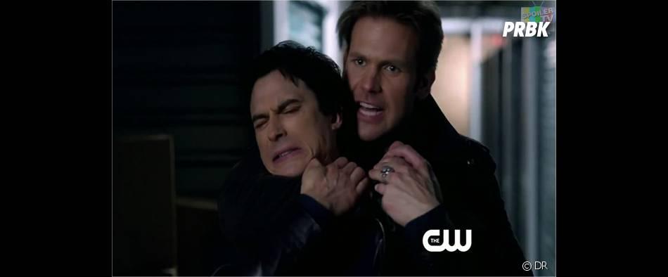 Alaric vs Damon