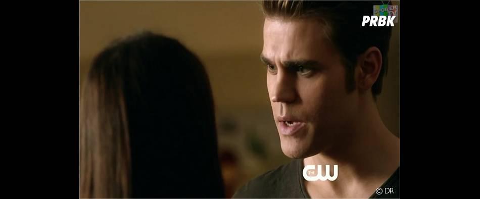 Stefan promet de protéger Elena