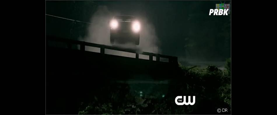 Un nouvel accident pour Elena ?