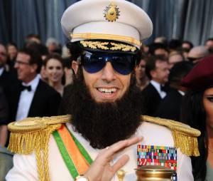Sacha Baron Cohen dans la peau d'un dictateur