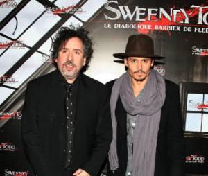 Johnny Depp doit toute sa carrière à Tim Burton
