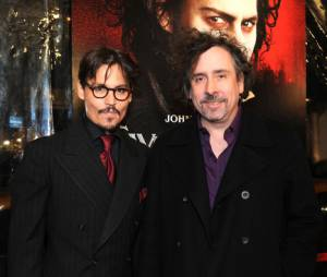 Johnny Depp peut dire merci à Tim Burton