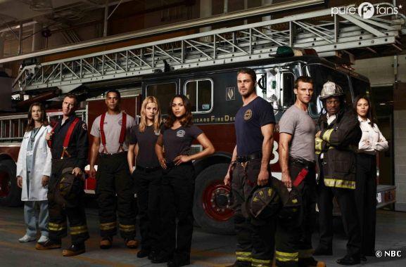 Chicago Fire, une des nouveautés de la chaîne NBC