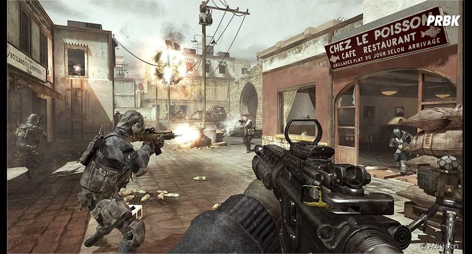 Call Of Duty : MW3 encore plus complet que le premier volet
