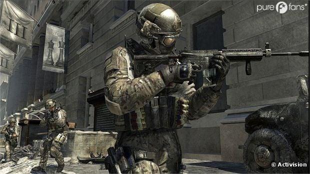 Call Of Duty : MW3 , des missions encore plus stressantes !