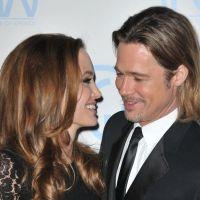 Angelina Jolie : une bague de fiançaille en toc !