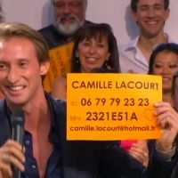 Camille Lacourt : son numéro dévoilé en direct au Grand Journal ! (VIDEO)