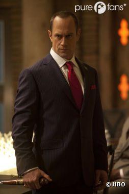 Chris Meloni dans le rôle de Roman dans True Blood