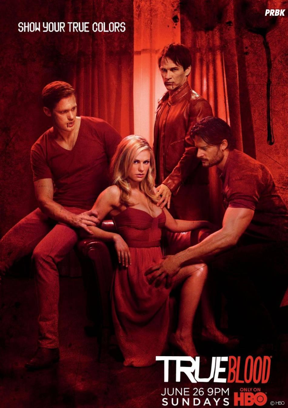True Blood saison 5 arrive le 10 juin 2012 sur HBO.