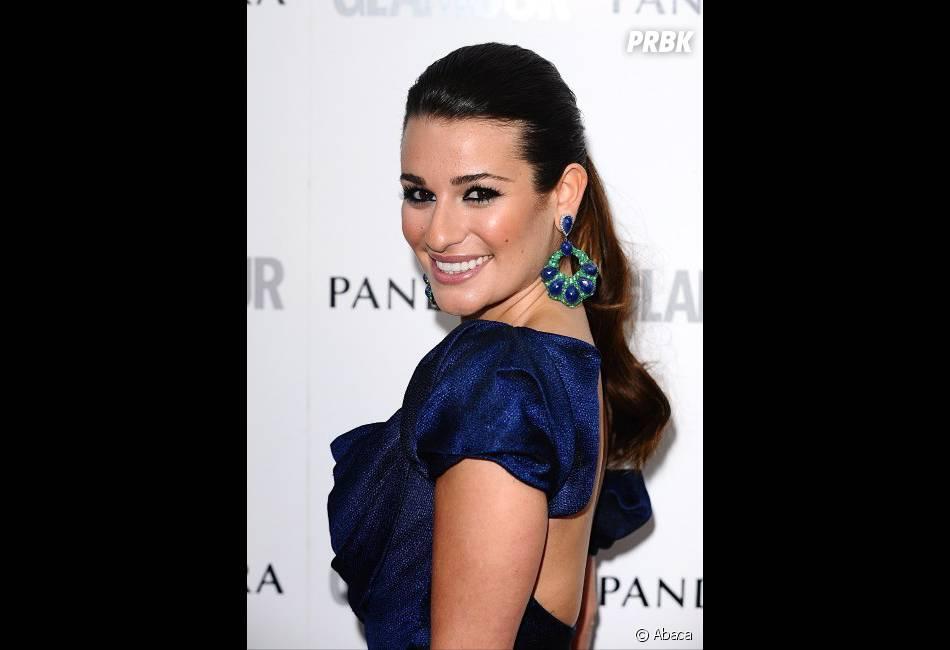 Lea Michele a brillé lors des Glamour Awards