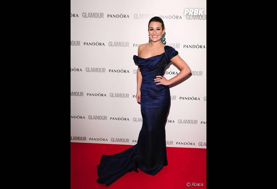 Lea Michele au top du glamour !