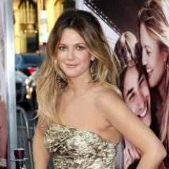 Drew Barrymore : La drôle de dame s'est mariée !
